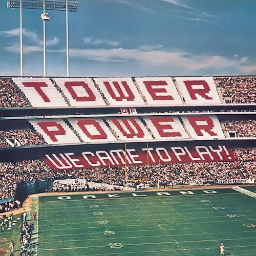Black to the Music - Tower Of Power 1978 We Came To Play