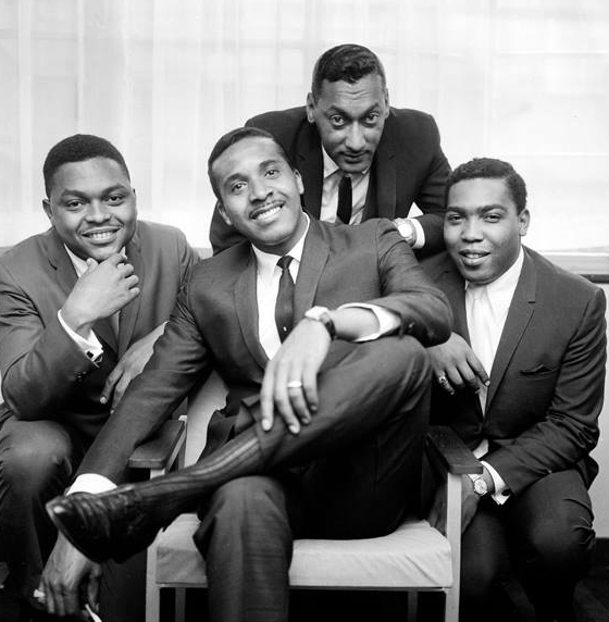 Black to the Music - The Four Tops 09