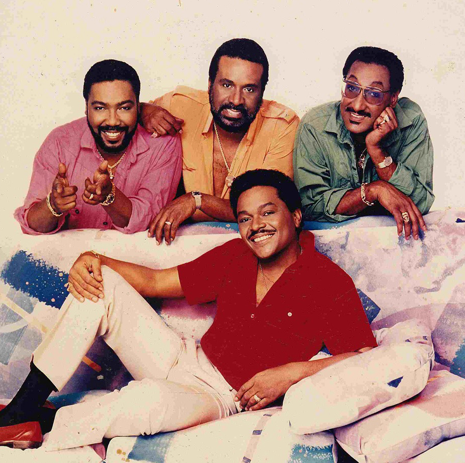 Black to the Music - The Four Tops 10