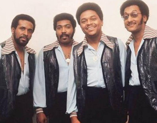 Black to the Music - The Four Tops 12