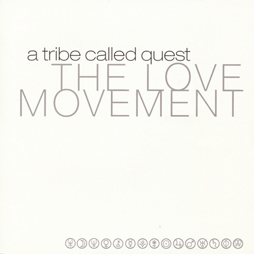 Black to the Music - ATCQ - 1998 The Love Movement