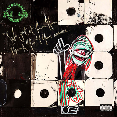 Black to the Music - ATCQ - 2016 We got it from Here… Thank You 4 Your service