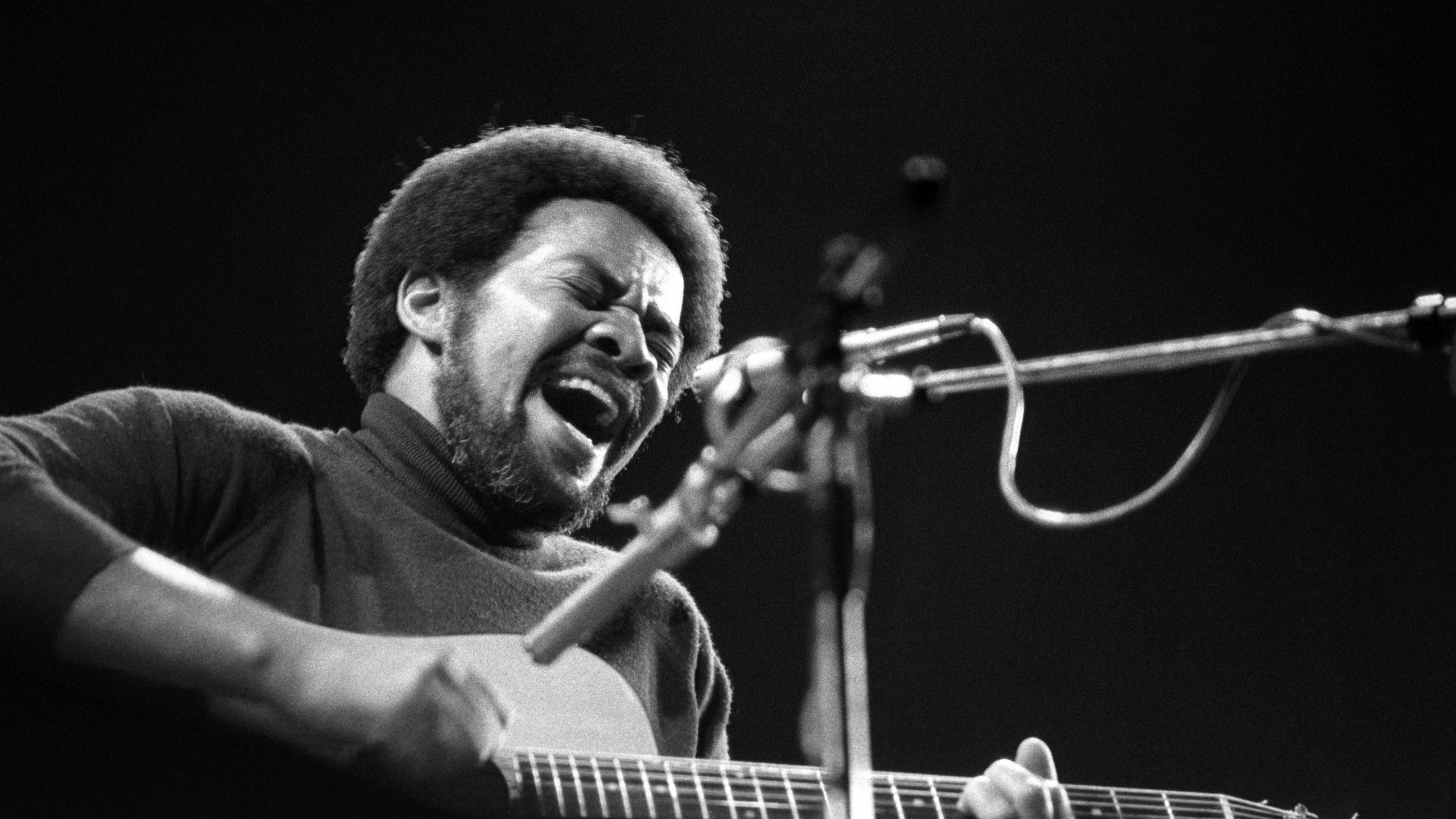Black to the Music - Bill Withers 05 live