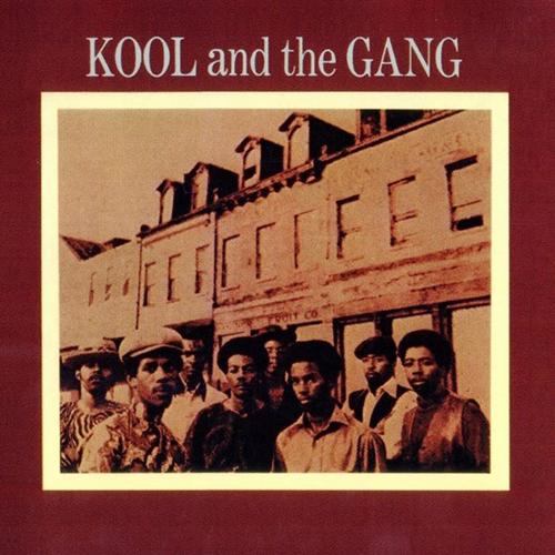 Black to the Music - Kool & The Gang - 1969 Kool & The Gang