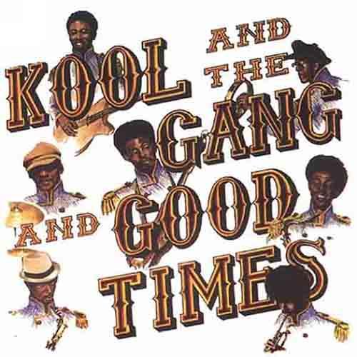 Black to the Music - Kool & The Gang - 1972b Good Times