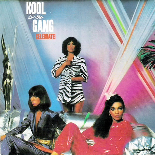 Black to the Music - Kool & The Gang - 1980 Celebrate!