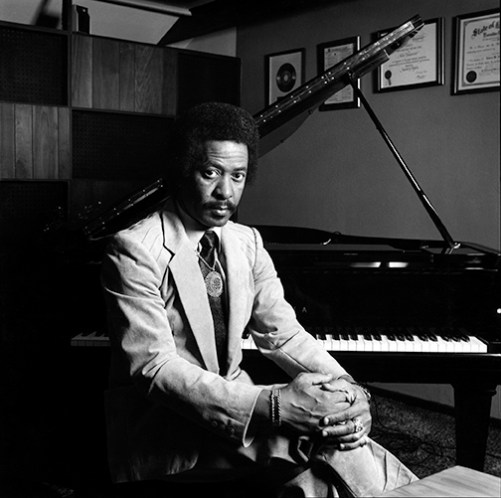 Black to the Music - Allen Toussaint 02