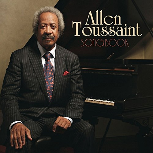 Black to the Music - Allen Toussaint - 2013 - Songbook