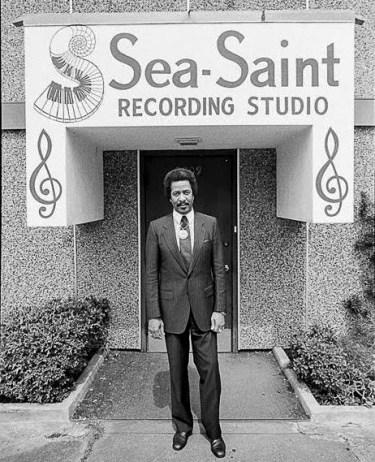 Black to the Music - Allen Toussaint - 23 Sea-Saint recording studio (c) Rick Oliver