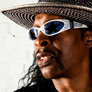 Black to the Music - Bootsy Collins - 16 (Michael Weintrob - Courtesy of the artist)