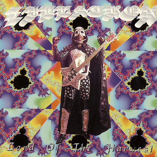 Black to the Music - Bootsy Collins - 1993b - Lord of the Harvest
