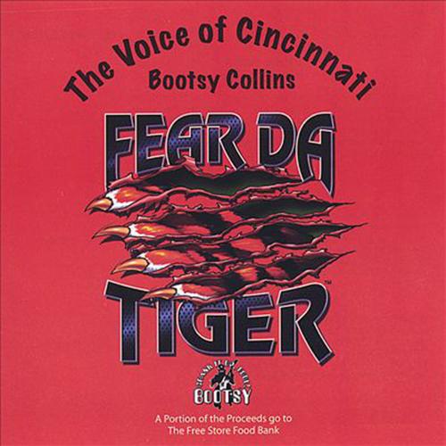 Black to the Music - Bootsy Collins - 2005 - Fear Da Tiger