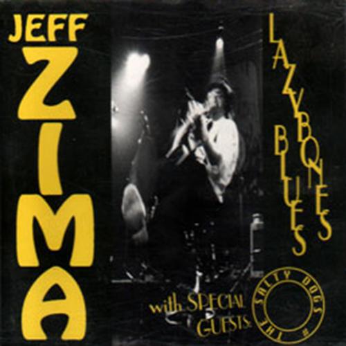 Black to the Music - Jeff Zima - Lazybones Blues