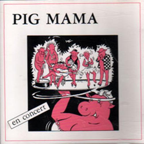 Black to the Music - Jeff Zima - Pig Mama