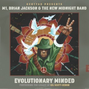 Black to the Music - 2013 - Evolutionary Minded (recto)