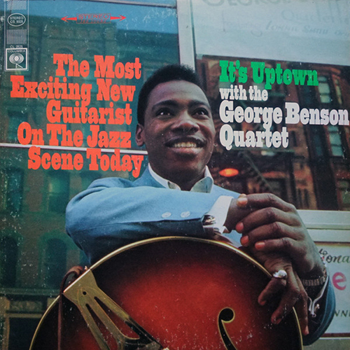 Black to the Music - George Benson - 1966-1 It's Uptown