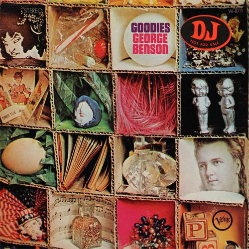 Black to the Music - George Benson - 1968-3 Goodies