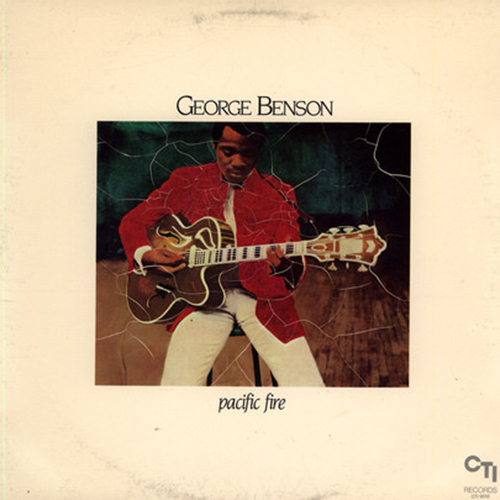 Black to the Music - George Benson - 1983-2 Pacific Fire
