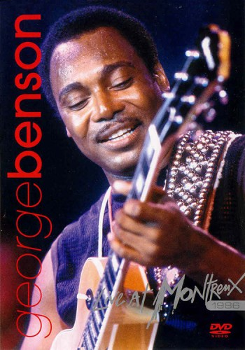 Black to the Music - George Benson - DVD George.Benson - Live at Montreux 1986