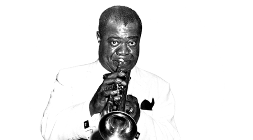 Black to the Music - Louis Armstrong - 14