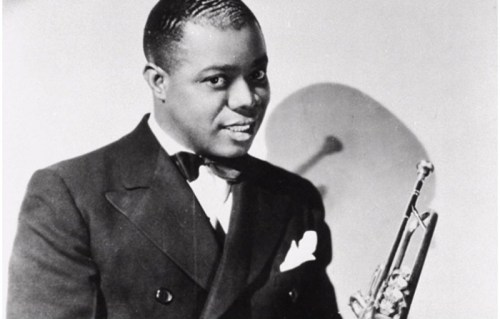Black to the Music - Louis Armstrong - 17