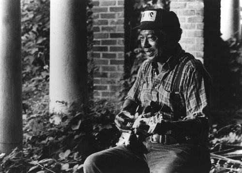 Black to the Music - R.L. Burnside - 08
