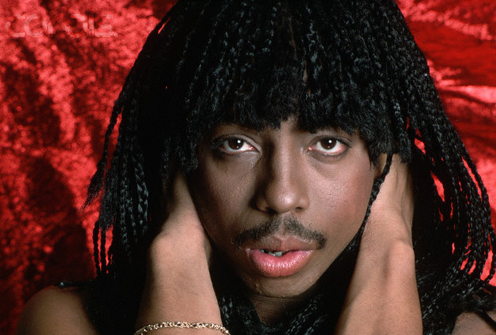 Black to the Music - Rick James 07