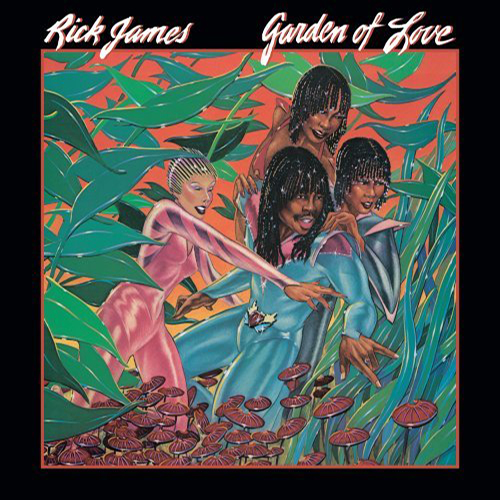 Black to the Music - Rick James - 1980 - Garden Of Love