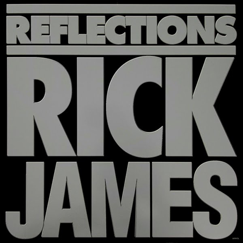 Black to the Music - Rick James - 1984 - Reflections