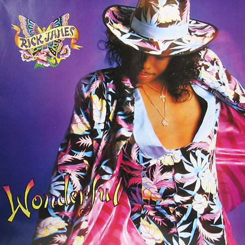 Black to the Music - Rick James - 1988 - Wonderful