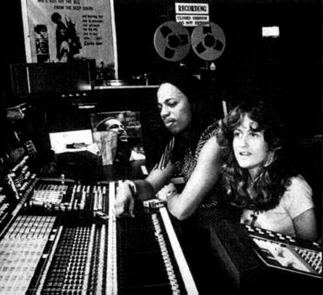 Black to the Music - Rick James and Teena Marie