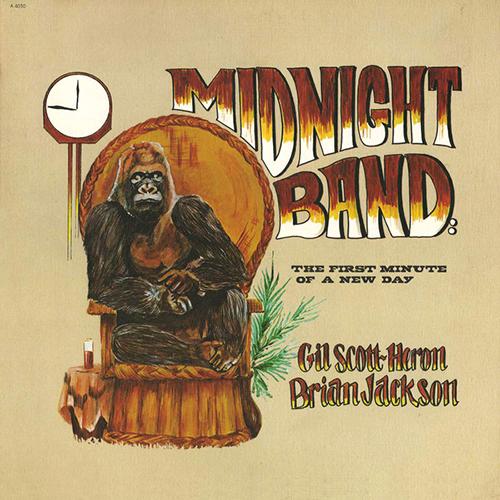Black to the Music - Gil Scott-Heron 1975 - Midnight Band - à taffer