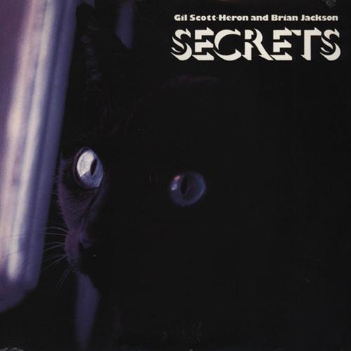 Black to the Music - Gil Scott-Heron 1978 - Secrets