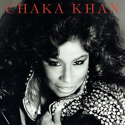Black to the Music - Chaka Khan - 1982 Chaka Khan