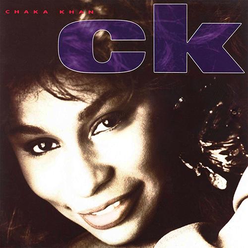 Black to the Music - Chaka Khan - 1988 C.K