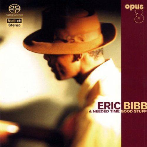 Black to the Music - Eric Bibb - 1997 - ERIC BIBB AND NEEDED TIME - GOOD STUFF