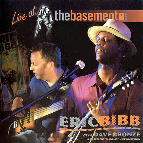 Black to the Music - Eric Bibb - 2002 - Live At The Basement