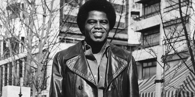 Black to the Music - James Brown A10 (10 Mars 1971)