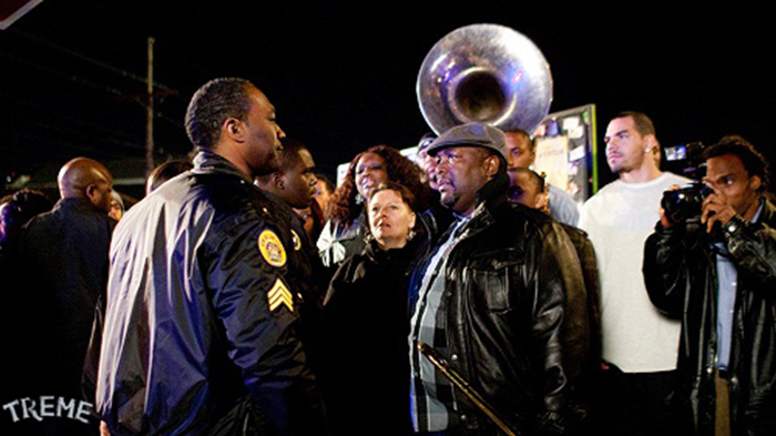 Black to the Music - Rebirth Brass Band - 04 Treme S03-E01
