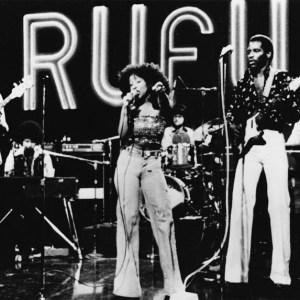 Black to the Music - Rufus - 03 Rufus and Chaka Khan