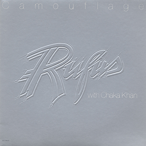 Black to the Music - Rufus & Chaka Khan - 1981 - Camouflage