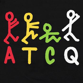 Black to the Music Logo ATCQ 03