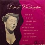 Black to the Music - Dinah Washington - 1950 Dinah Washington Songs