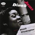 Black to the Music - Dinah Washington - 1954 Dinah Jams