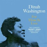 Black to the Music - Dinah Washington - 1955 For Those in Love