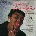 Black to the Music - Dinah Washington - 1956 In the Land of Hi-Fi