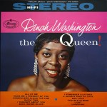 Black to the Music - Dinah Washington - 1959 The Queen