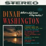 Black to the Music - Dinah Washington - 1959 What a Diff'rence a Day Makes!