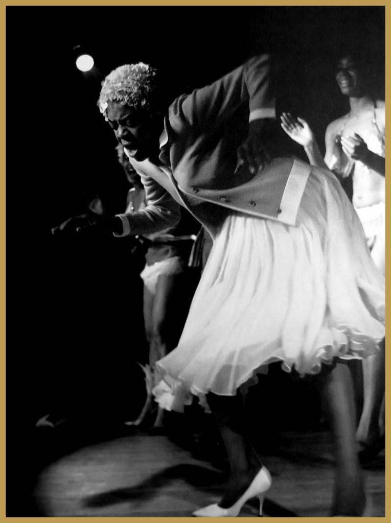 Black to the Music - Dinah Washington 1959