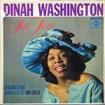 Black to the Music - Dinah Washington - 1962 In Love